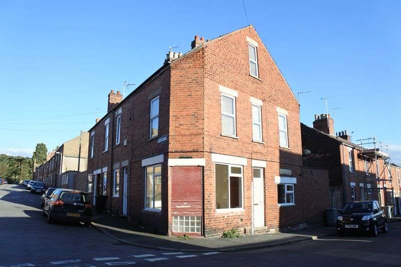 1 Bedroom Flat for sale in Dudley Road, Grantham