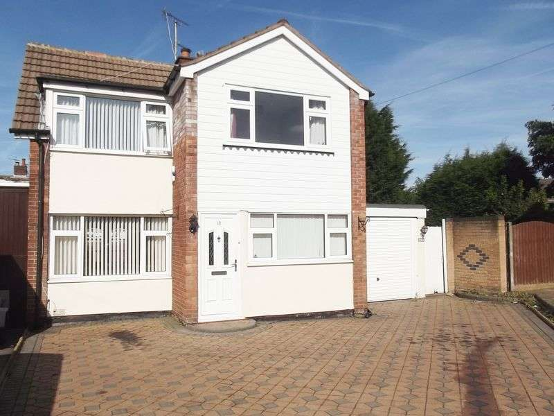 4 Bedrooms Detached House for sale in Penfold, Maghull