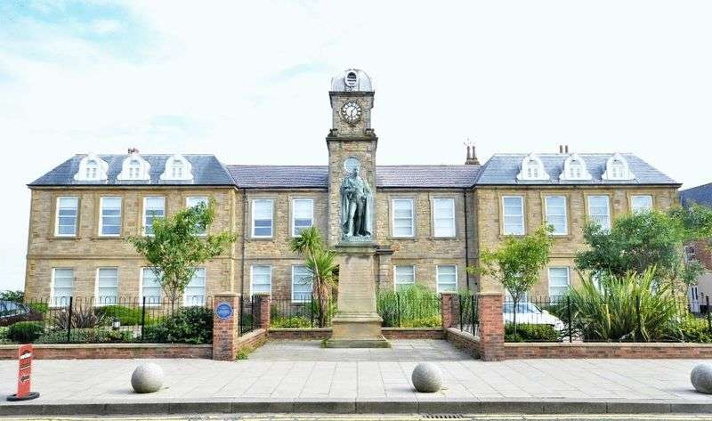 2 Bedrooms Flat for sale in Marquess Point, Seaham