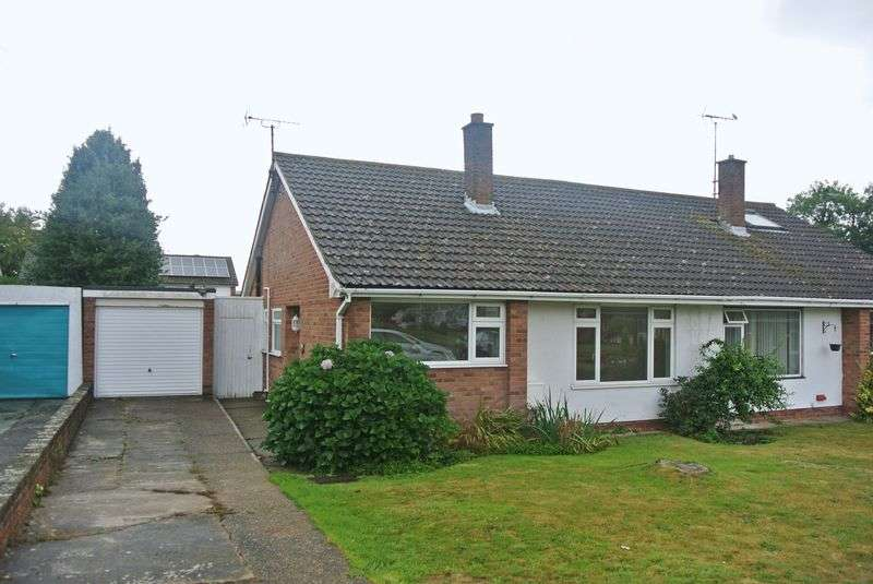 3 Bedrooms Semi Detached Bungalow for sale in Bridge, Canterbury