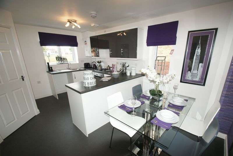 3 Bedrooms Semi Detached House for sale in Plot 5 Peel Court, Bootle