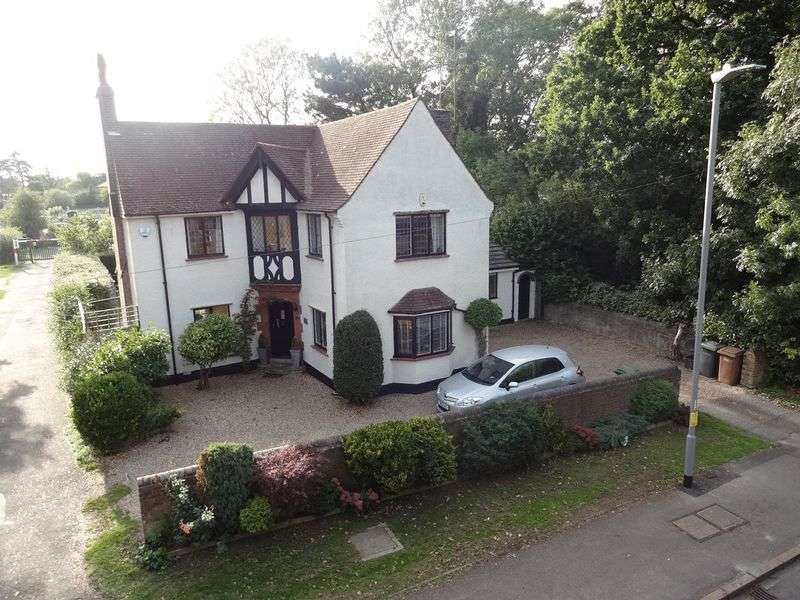 4 Bedrooms Detached House for sale in London Road, Luton