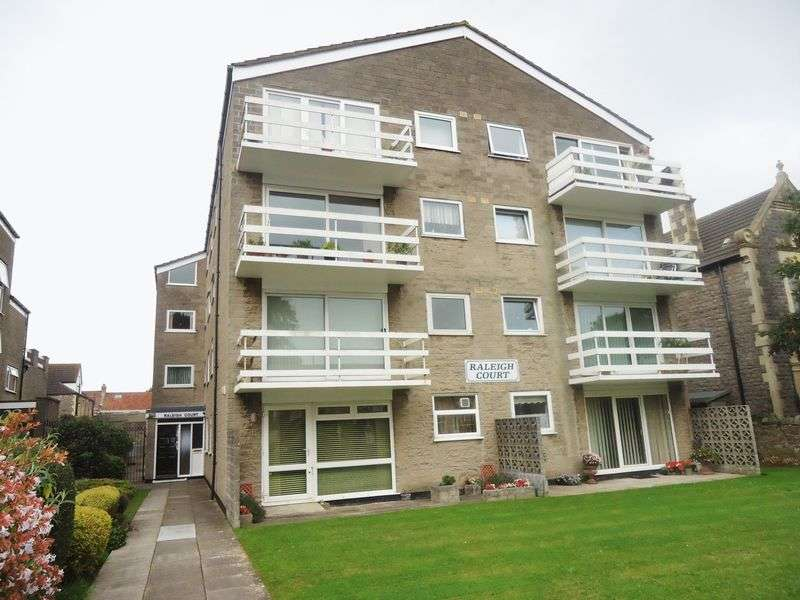 2 Bedrooms Flat for sale in Clarence Road North, Weston-Super-Mare