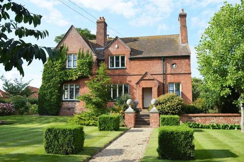 4 Bedrooms Detached House for sale in Elm Grange, East Heckington, Boston, Lincolnshire