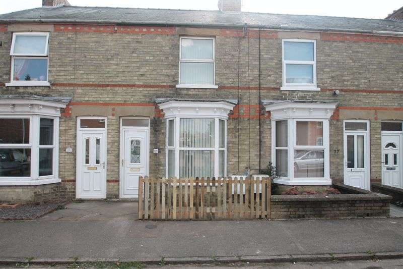 2 Bedrooms Terraced House for sale in Regent Street, Spalding