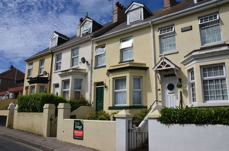 3 Bedrooms Terraced House for sale in CASTOR ROAD, BRIXHAM