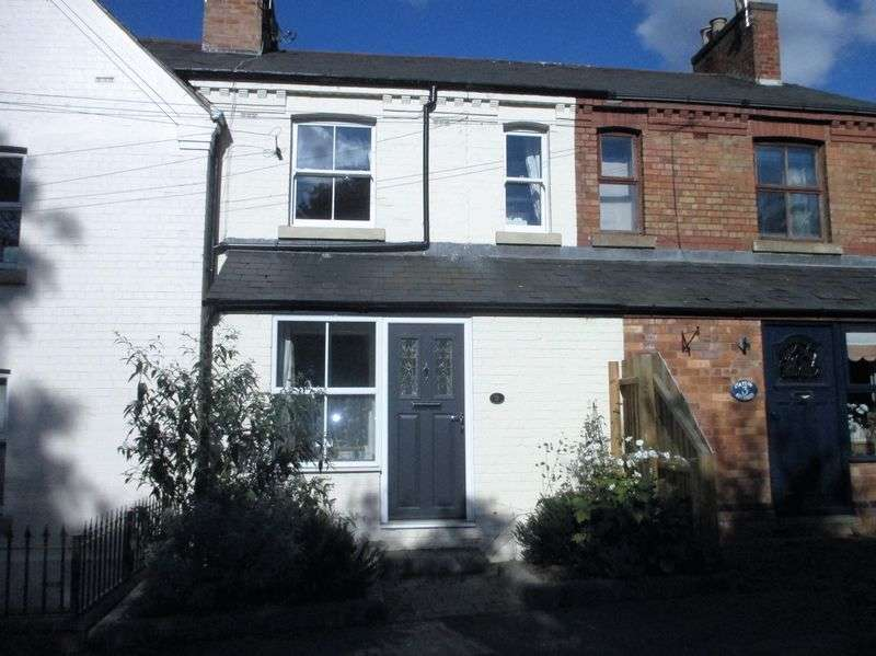 2 Bedrooms Terraced House for sale in Station Cottages, The Wharf, Braunston NN11 7JH
