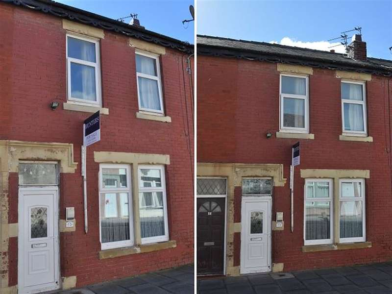 3 Bedrooms Terraced House for sale in Bagot Street, Blackpool, FY1 6EZ