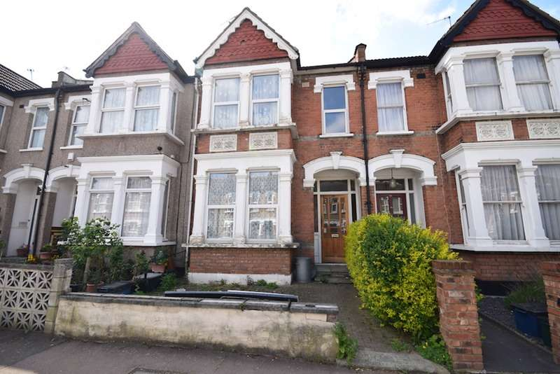 3 Bedrooms Terraced House for sale in PULTENEY ROAD, SOUTH WOODFORD, London, E18