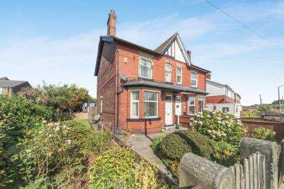 3 Bedrooms Semi Detached House for sale in Gorsey Lane, Clock Face, St. Helens, Merseyside, WA9