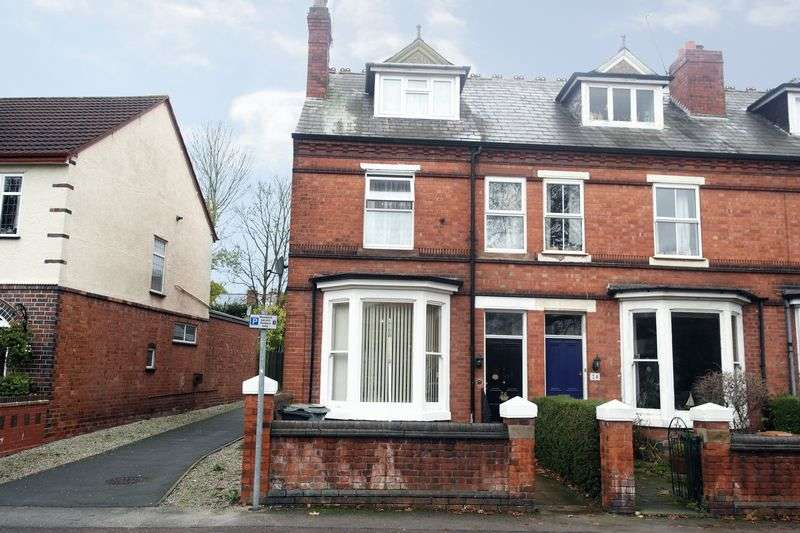 4 Bedrooms Terraced House for sale in Jesson Road, Walsall