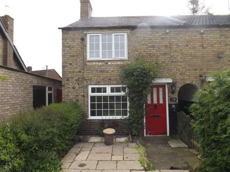 2 Bedrooms Cottage House for sale in Chapel Walk, SCOTHERN