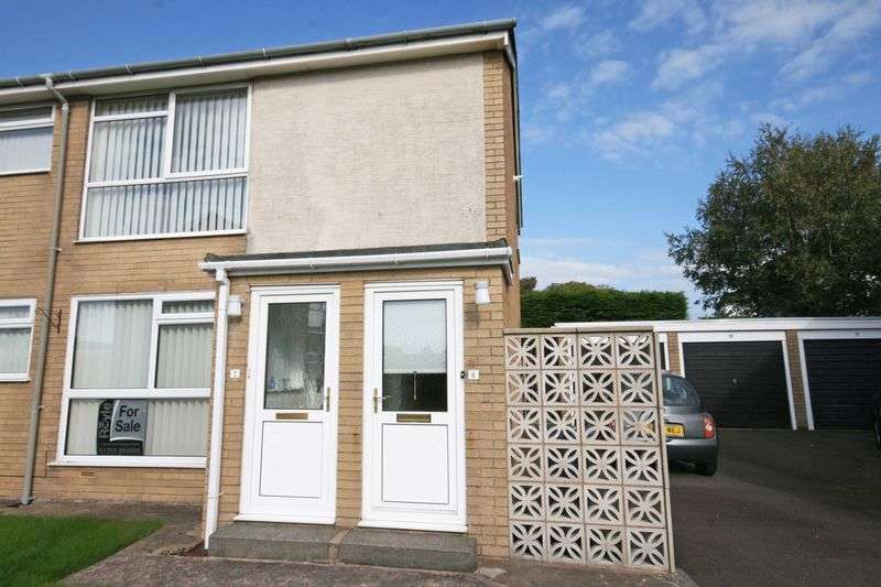 1 Bedroom Flat for sale in Ashley Court, Poulton-Le-Fylde