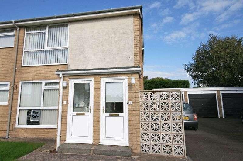 1 Bedroom Flat for sale in Ashley Court, Poulton-Le-Fylde