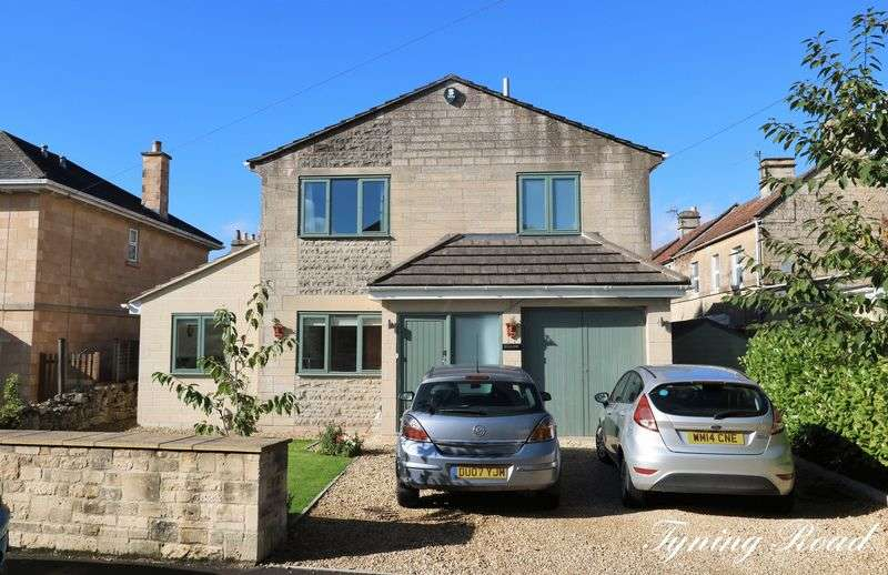 3 Bedrooms Detached House for sale in Tyning Road, Combe Down, Bath