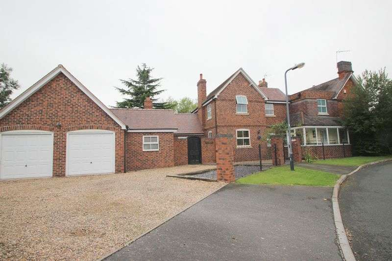 5 Bedrooms Detached House for sale in Station Road, Alcester