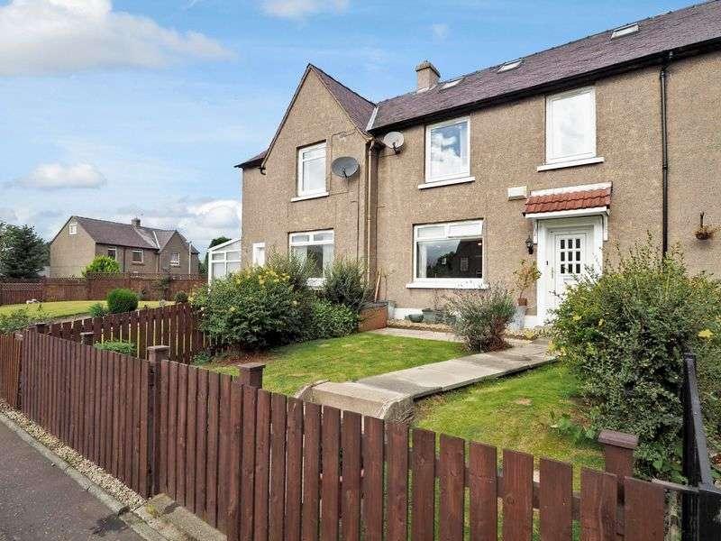 3 Bedrooms Terraced House for sale in 3 Albyn Terrace, Broxburn