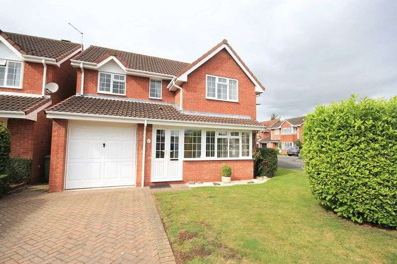 4 Bedrooms Detached House for sale in Oatfield Close, Whitchurch