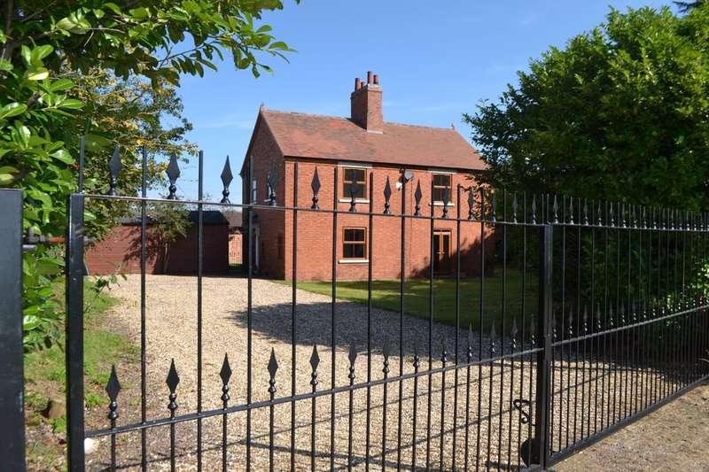 4 Bedrooms Detached House for sale in Newark, Langford Moor Farm Cottage