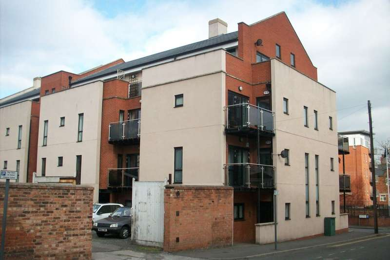 2 Bedrooms Apartment Flat for sale in The Pinnacle, Cottage Terrace