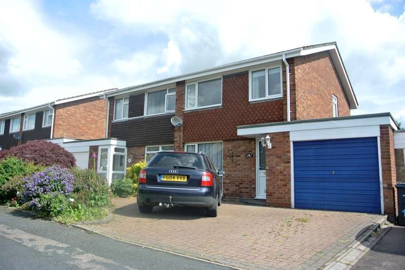 3 Bedrooms Semi Detached House for sale in Nuthurst, Sutton Coldfield