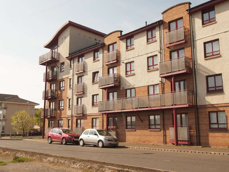 1 Bedroom Apartment Flat for sale in Rowallan Court, Ayr