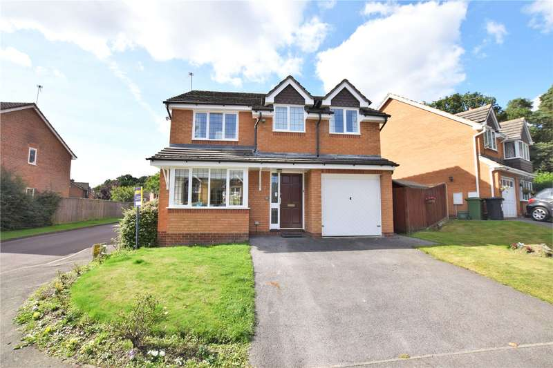 4 Bedrooms Detached House for sale in Groves Lea, Mortimer, Reading, Berkshire, RG7