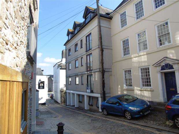 1 Bedroom Flat for sale in Ashbourne House, Friars Lane, Plymouth, Devon