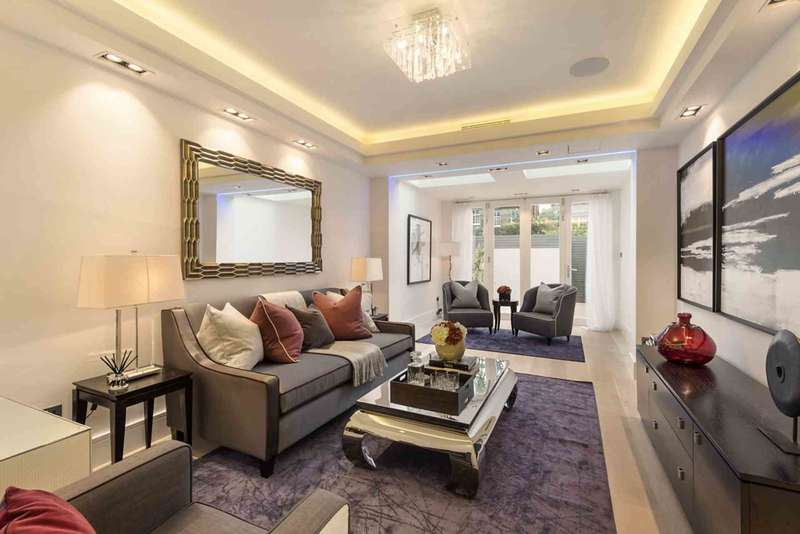 5 Bedrooms House for sale in Clareville Grove, South Kensington SW7