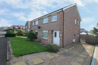 3 Bedrooms Semi Detached House for sale in Lochgreen Avenue, Troon