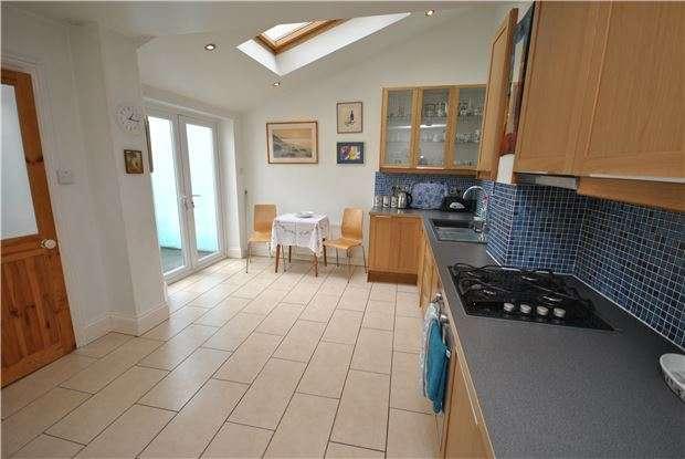 2 Bedrooms Terraced House for sale in Langton Park, Southville, Bristol, BS3 1EG
