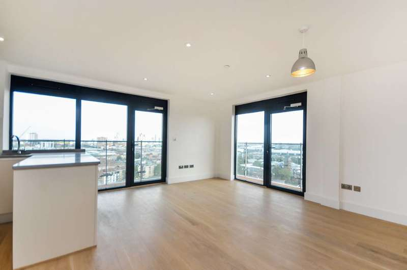 2 Bedrooms Flat for sale in Parkview Apartments, Poplar, E14