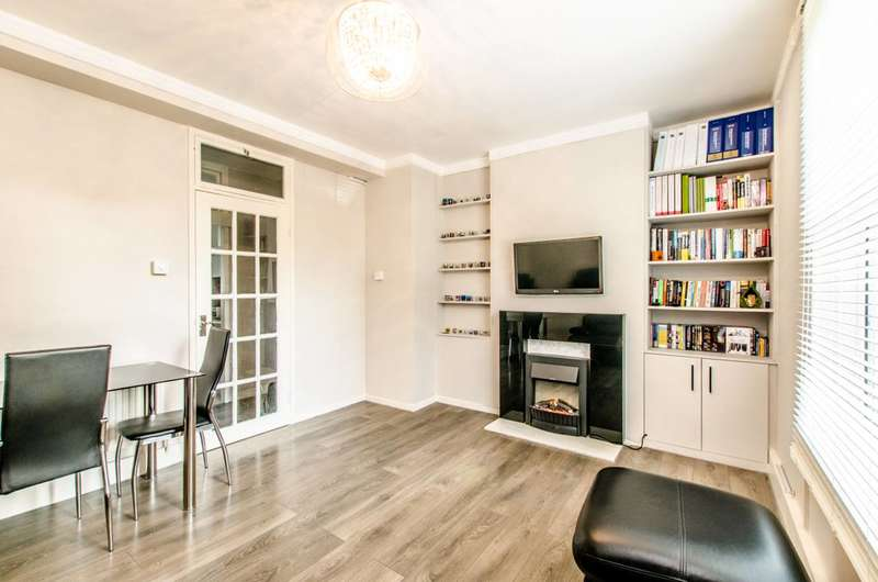 2 Bedrooms Flat for sale in Springfield Road, St John's Wood, NW8