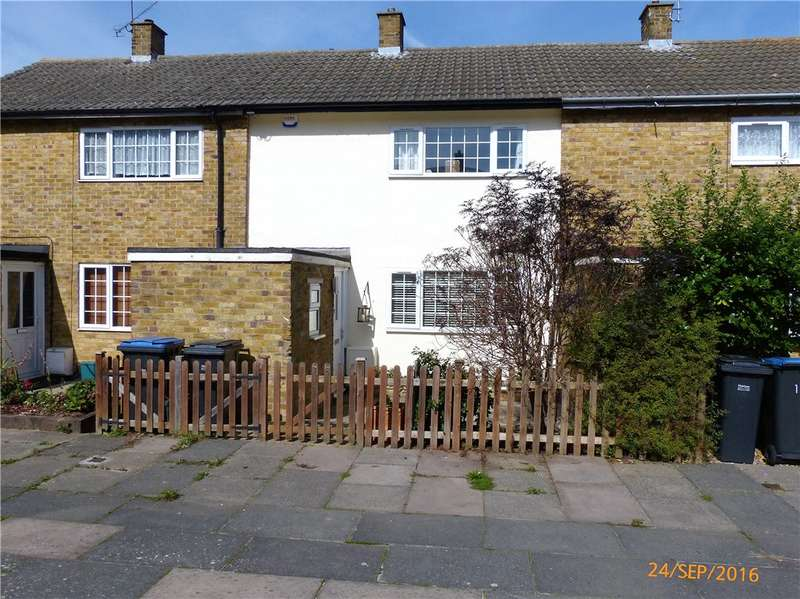 2 Bedrooms Terraced House for sale in Harlow