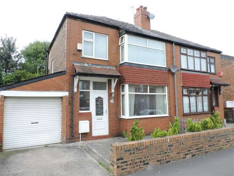 3 Bedrooms Property for sale in Graham Road, Stockport