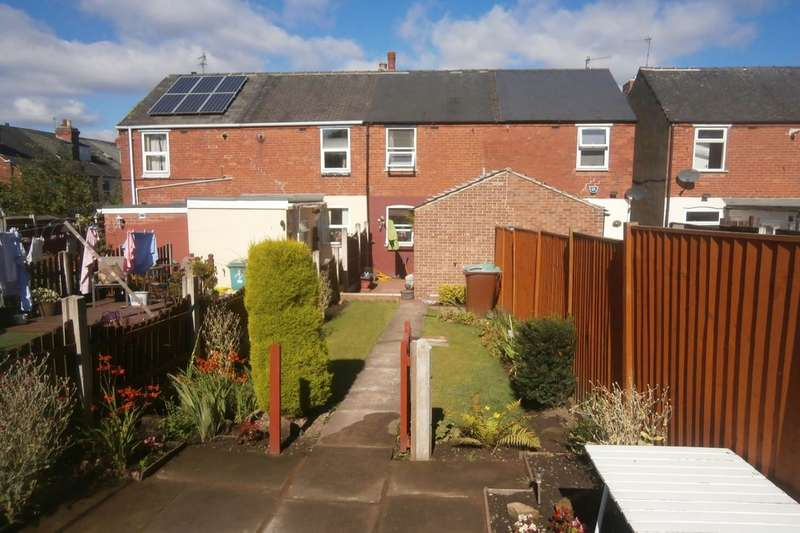2 Bedrooms Property for sale in Bestwood Terrace, Nottingham, NG6