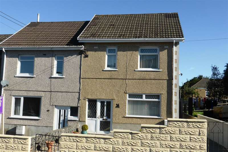 Semi Detached House for sale in 22 Empire Avenue, Cwmgwrach, Neath