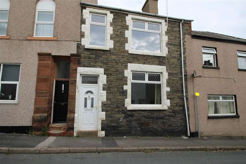 3 Bedrooms Terraced House for sale in Holborn Hill, MILLOM