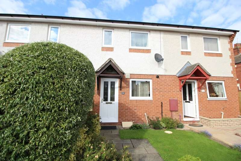 2 Bedrooms Property for sale in Shankly Road, Carlisle, CA2