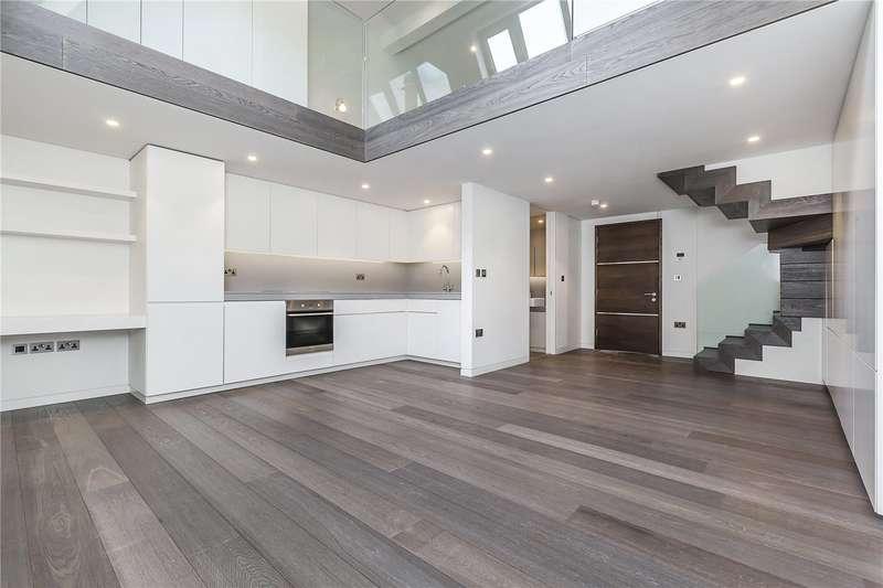 1 Bedroom Flat for sale in Bolton Studios, 17B Gilston Road, London, SW10