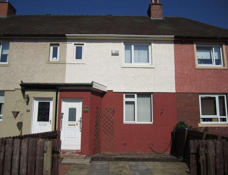 2 Bedrooms Property for sale in Kenmar Terrace, Hamilton, ML3