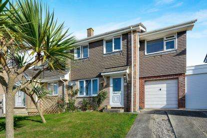 4 Bedrooms Semi Detached House for sale in Newquay, Cornwall