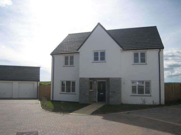 4 Bedrooms Detached House for sale in Quartet Collection, The Village, West Road, Quintrell Downs