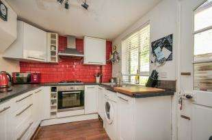 2 Bedrooms End Of Terrace House for sale in Branscombe Street, Lewisham, London