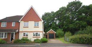 House for sale in Baxendale Way, Uckfield, East Sussex