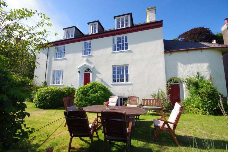 7 Bedrooms Detached House for sale in The Lodge, Fore Street, Yealmpton, Plymouth