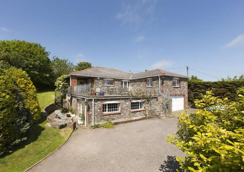 3 Bedrooms Detached House for sale in The Borogoves, 6 Eddystone Rise, Galmpton, Nr Salcombe