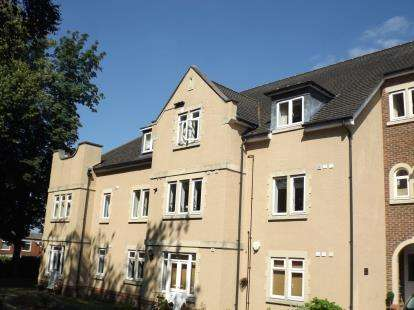 2 Bedrooms Flat for sale in Regency Court, Grove Lane, Hale, Altrincham