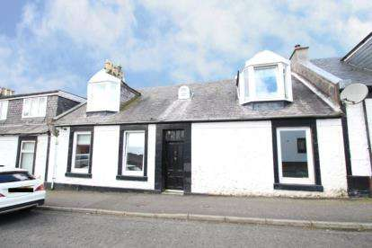 4 Bedrooms Terraced House for sale in Temple Street, Darvel, East Ayrshire