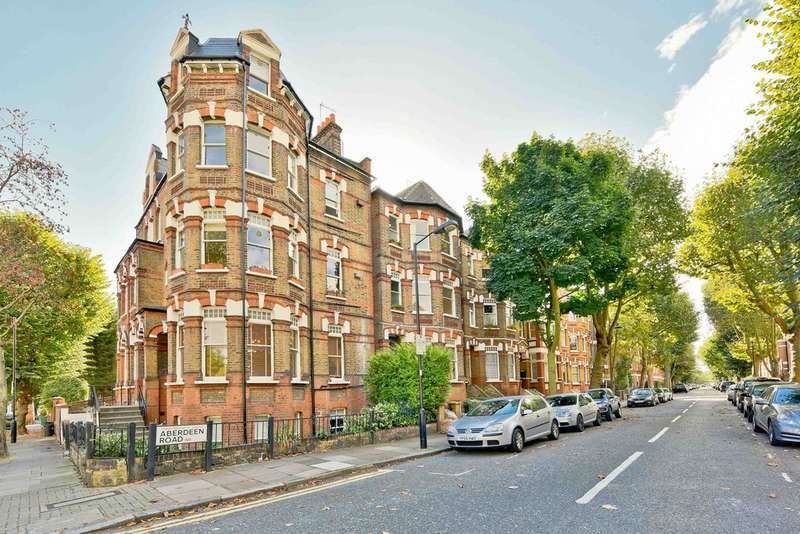 3 Bedrooms Ground Maisonette Flat for sale in Aberdeen Road N5 2XA